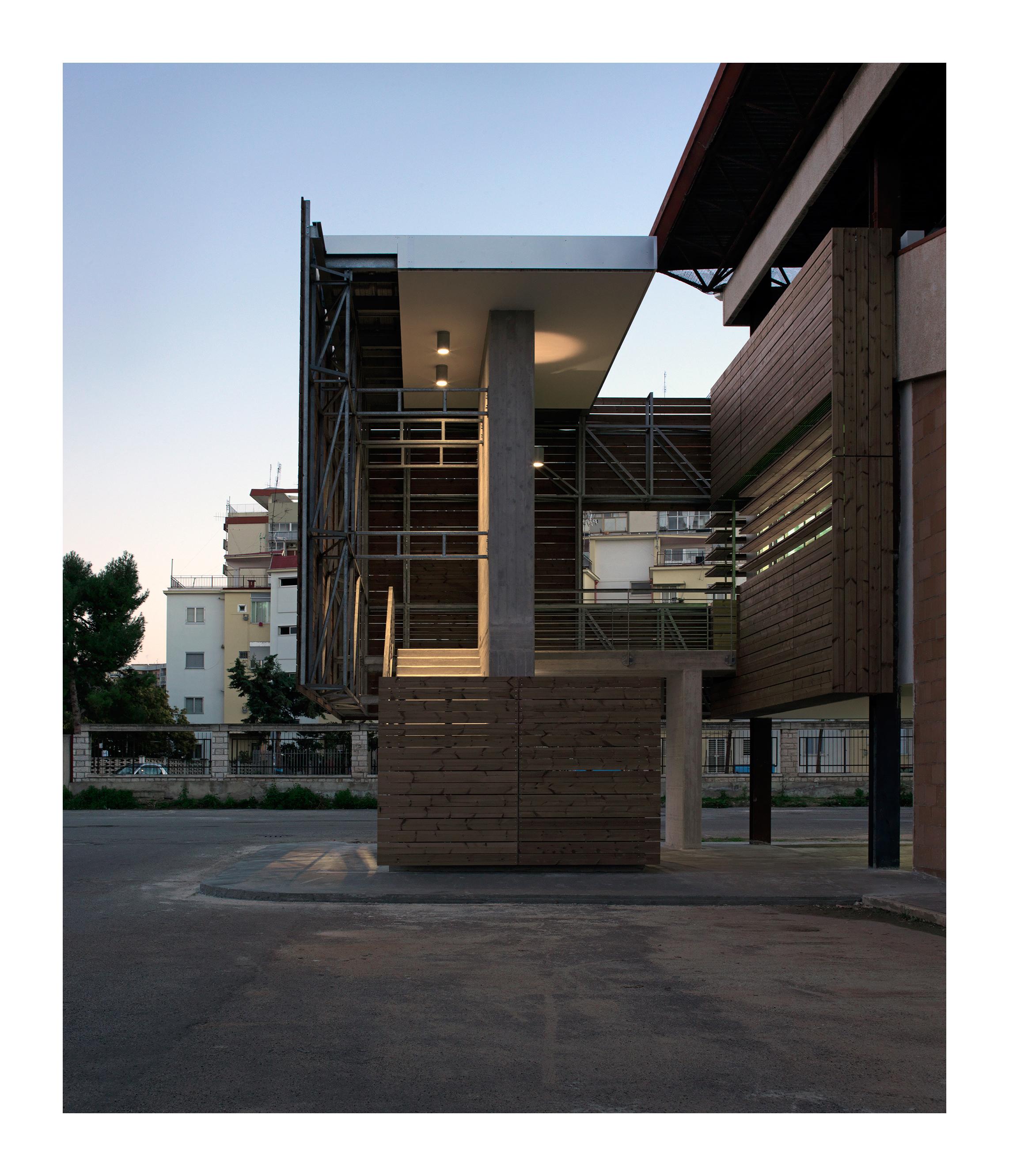 Poliba Student Center