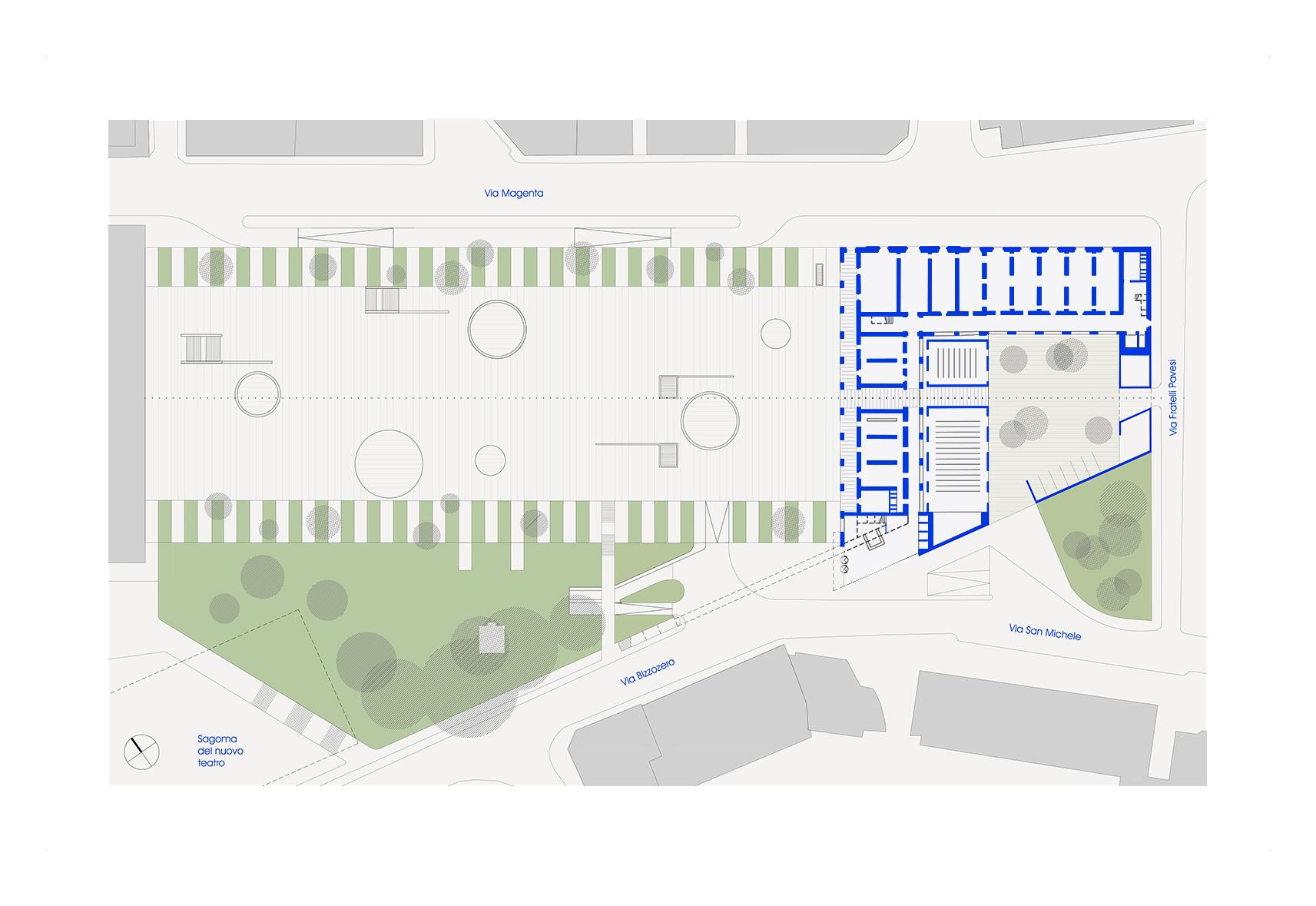 Riqualificazione di Piazza della Repubblica